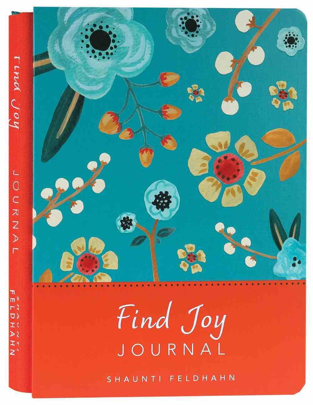 Signature Journal: Find Joy Hardback