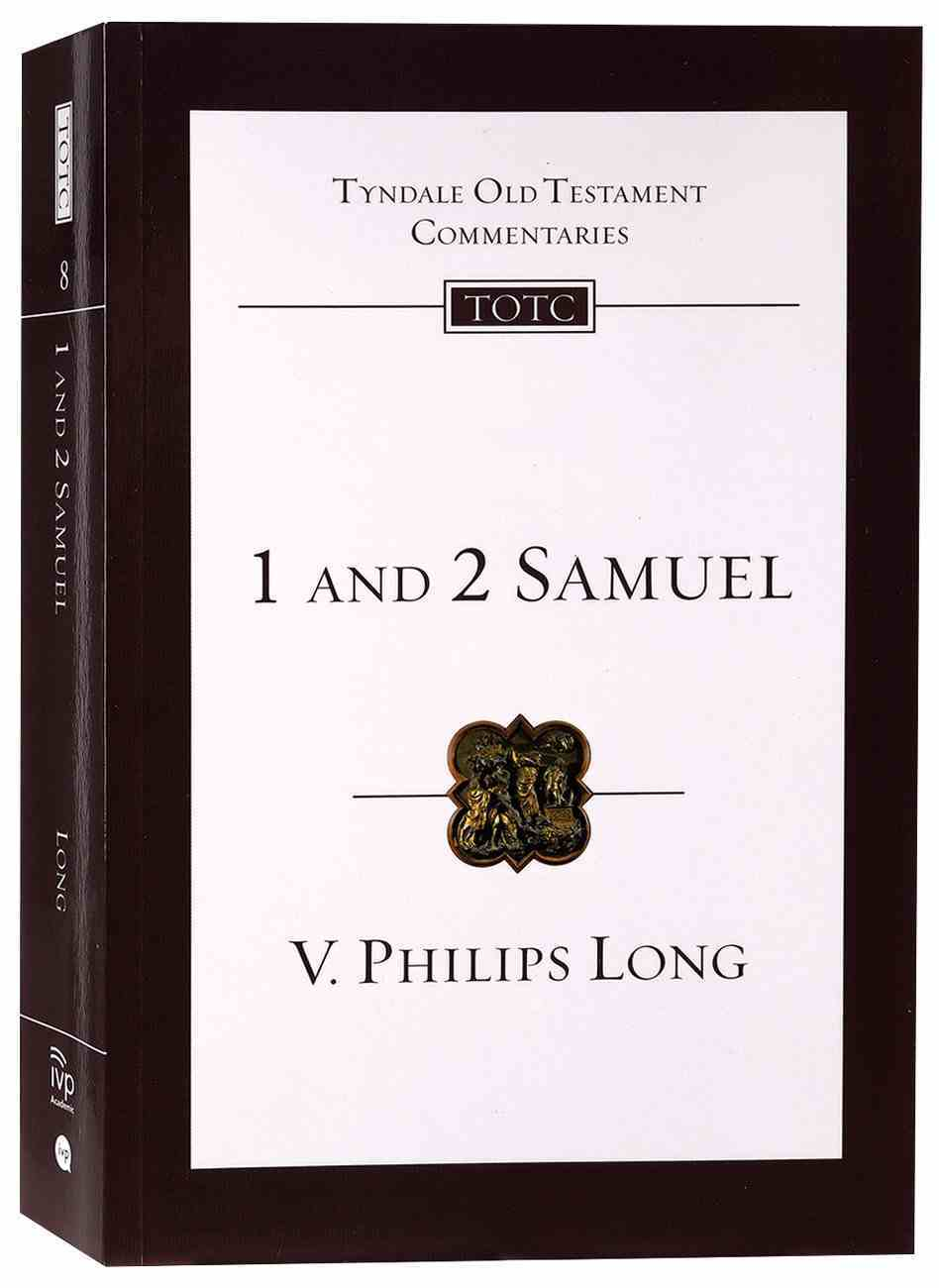 1 and 2 Samuel (Tyndale Old Testament Commentary (2020 Edition) Series) Paperback