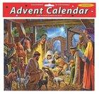 Advent Calendar: Joyous Nativity, Glitter Calendar