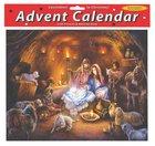 Advent Calendar: No Room At the Inn, Glitter Calendar
