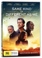 Same Kind of Different as Me Movie DVD