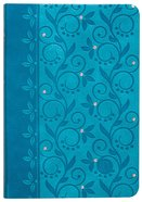 The Passion Translation Nt With Psalms, Proverbs And Song Of Songs (2020 Edn) Teal Compact image