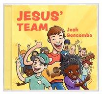 Album Image for Jesus' Team - DISC 1