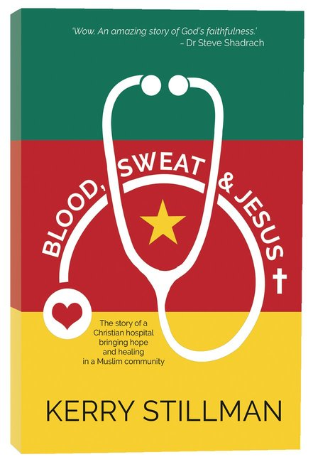 Product: Blood, Sweat And Jesus Image