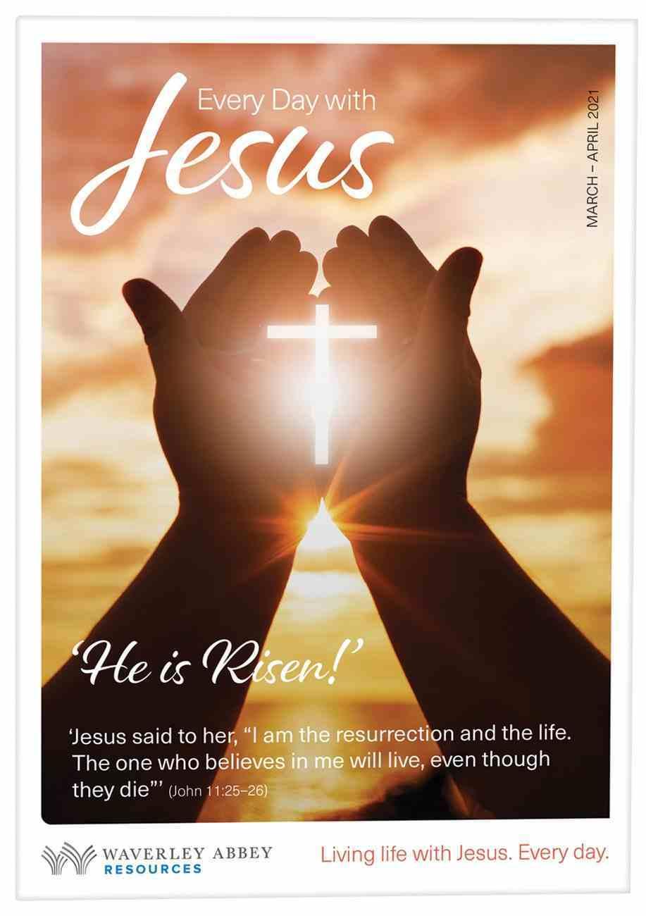 Mar-Apr (Every Day With Jesus Series) Magazine