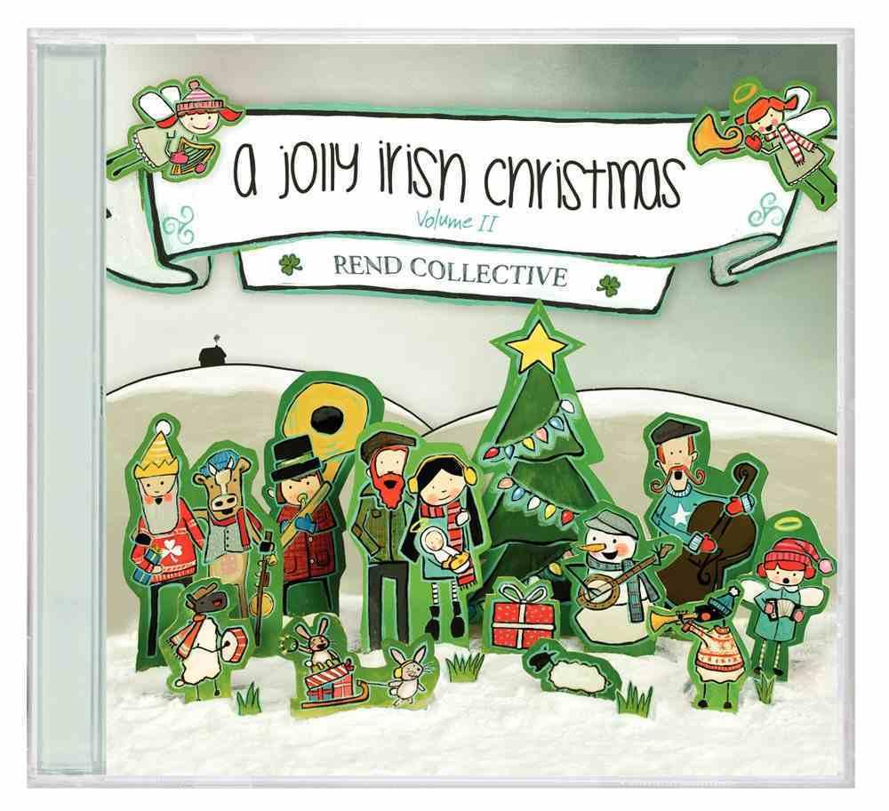 Jolly Irish Christmas Volume 2 CD