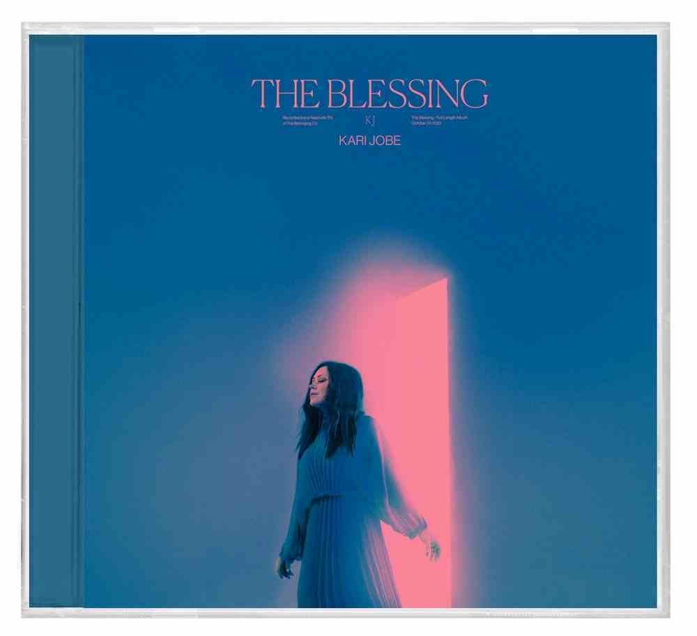 The Blessing CD