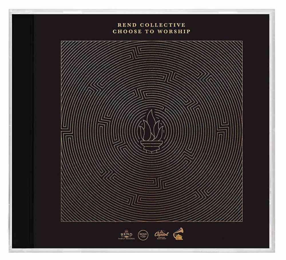 Choose to Worship CD
