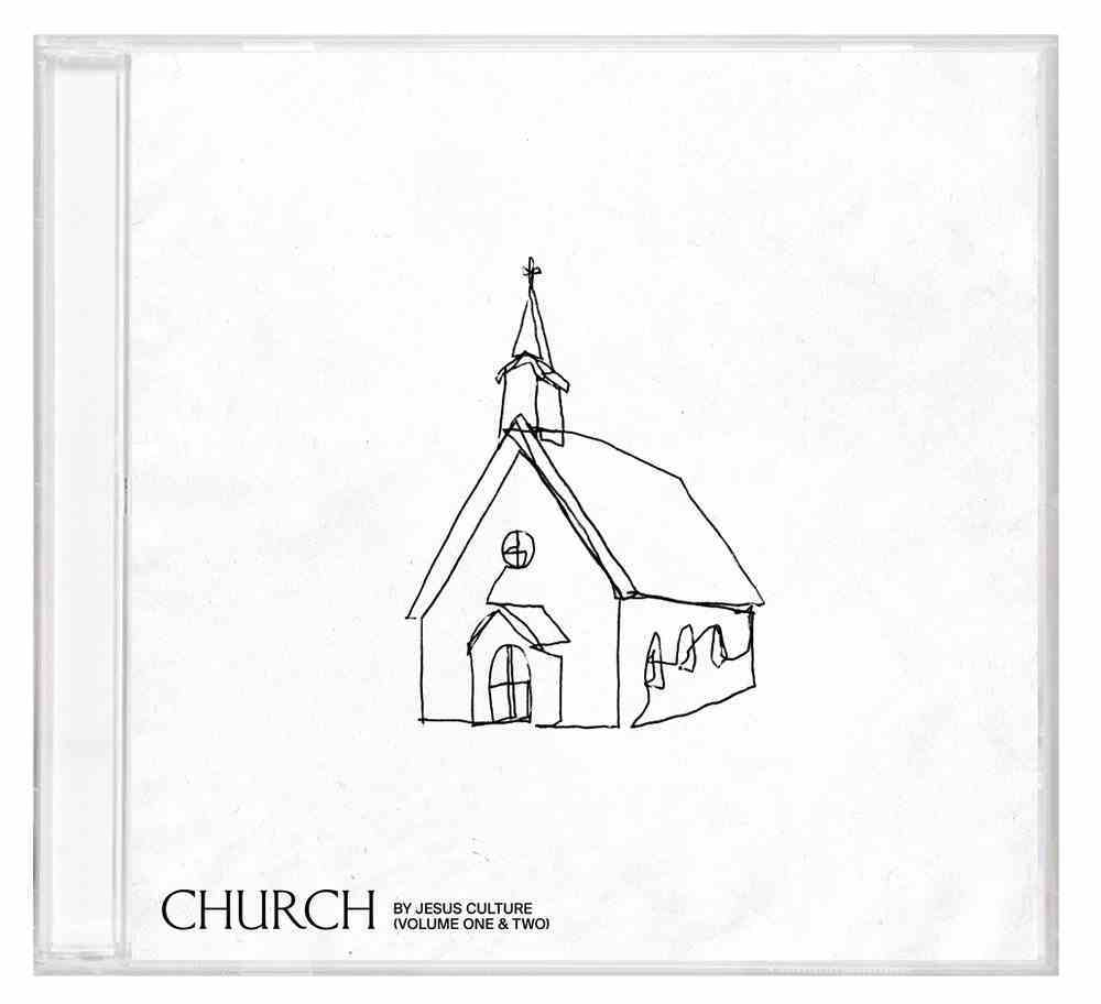 2020 Church Volume One & Two (Double Cd) CD