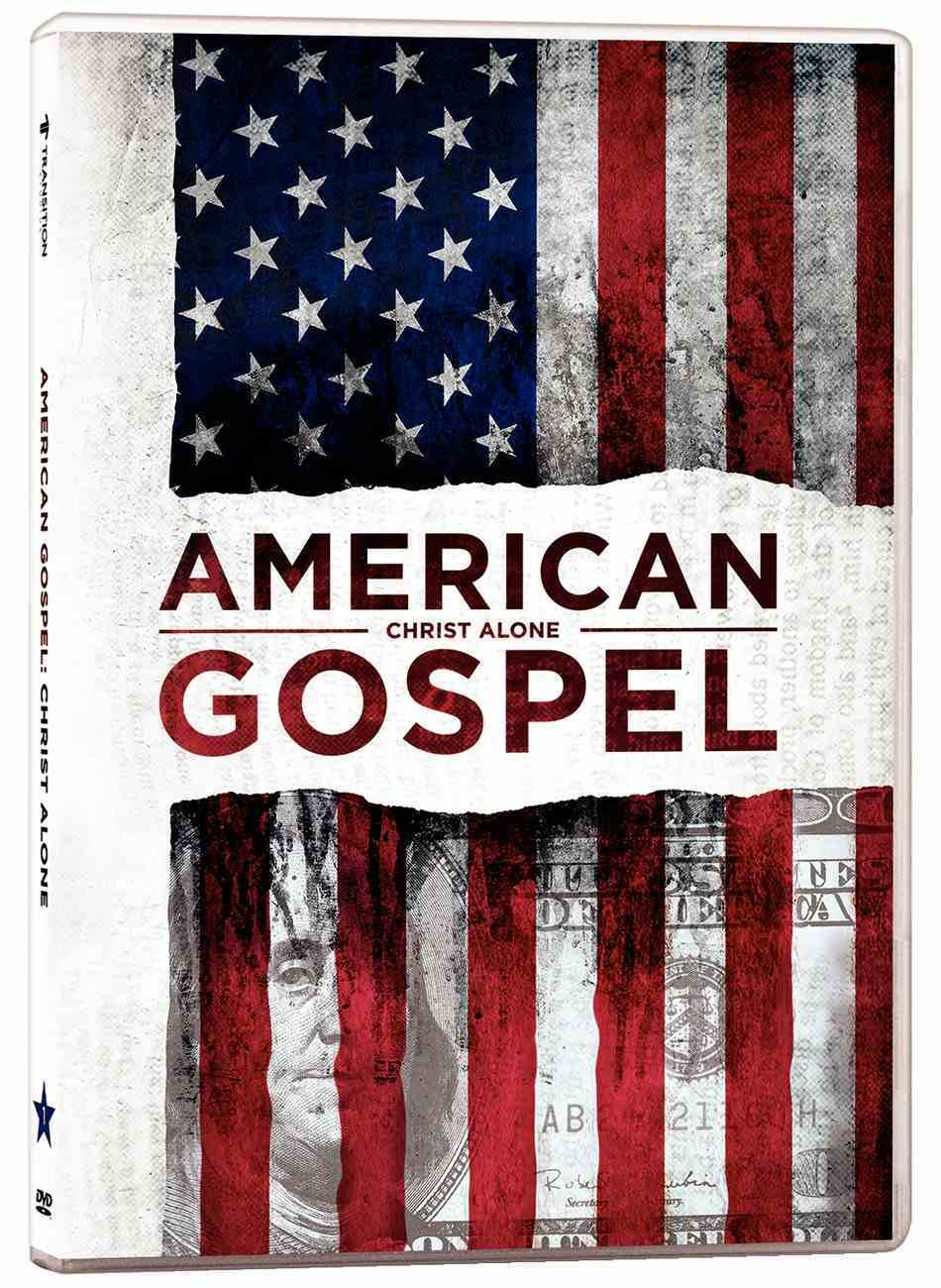 American Gospel: Christ Alone DVD