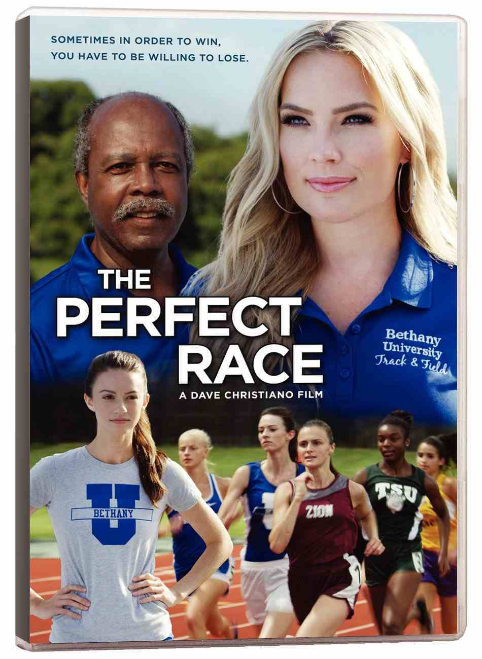 The Perfect Race DVD