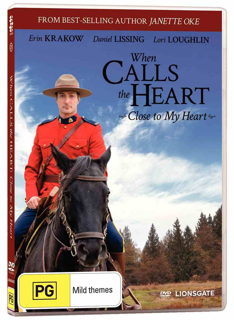 When Calls the Heart #29: Close to My Heart DVD