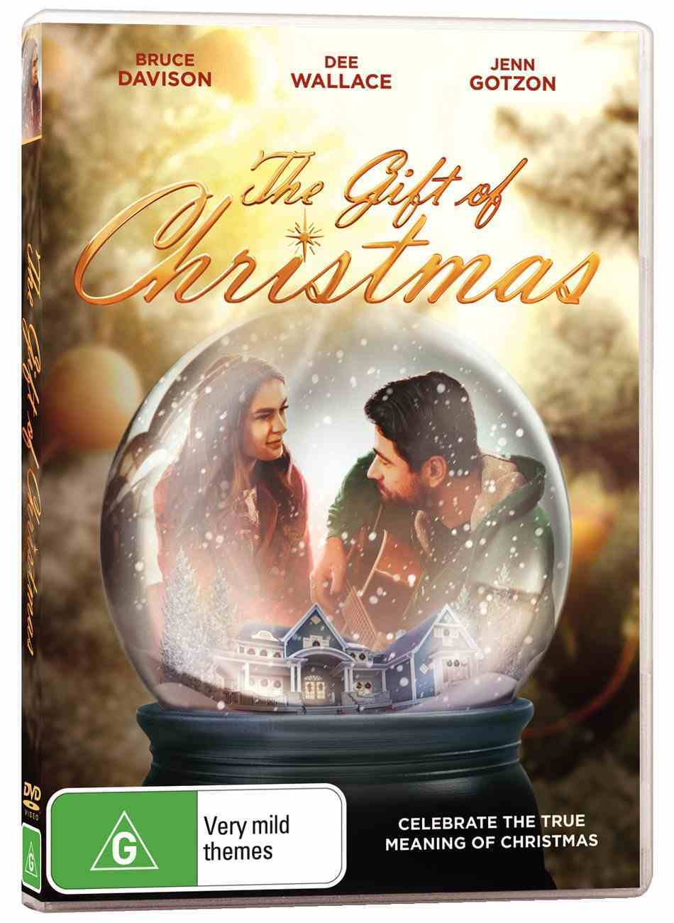 The Gift of Christmas DVD