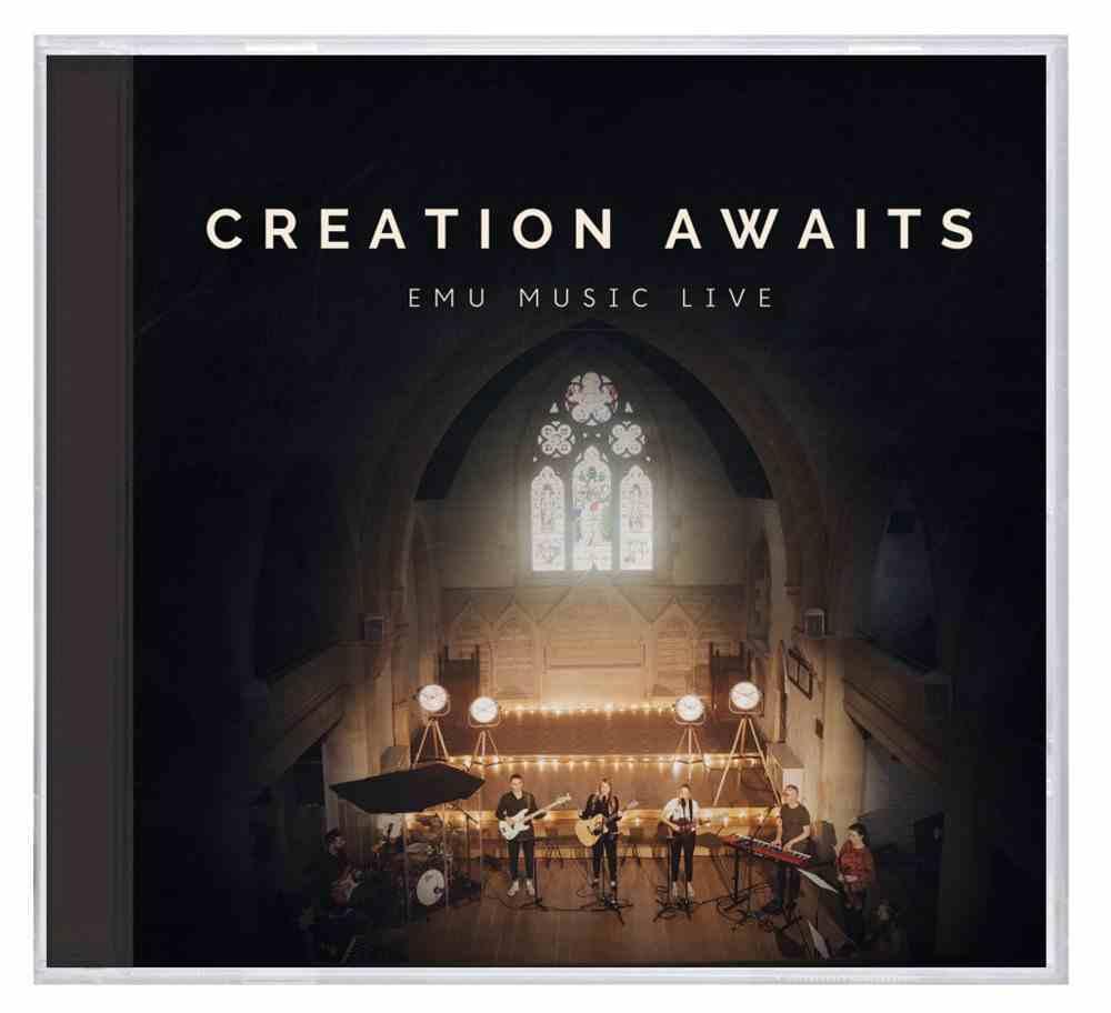 Creation Awaits CD