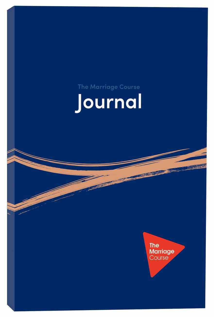 Marriage Course Journal (2020) Paperback