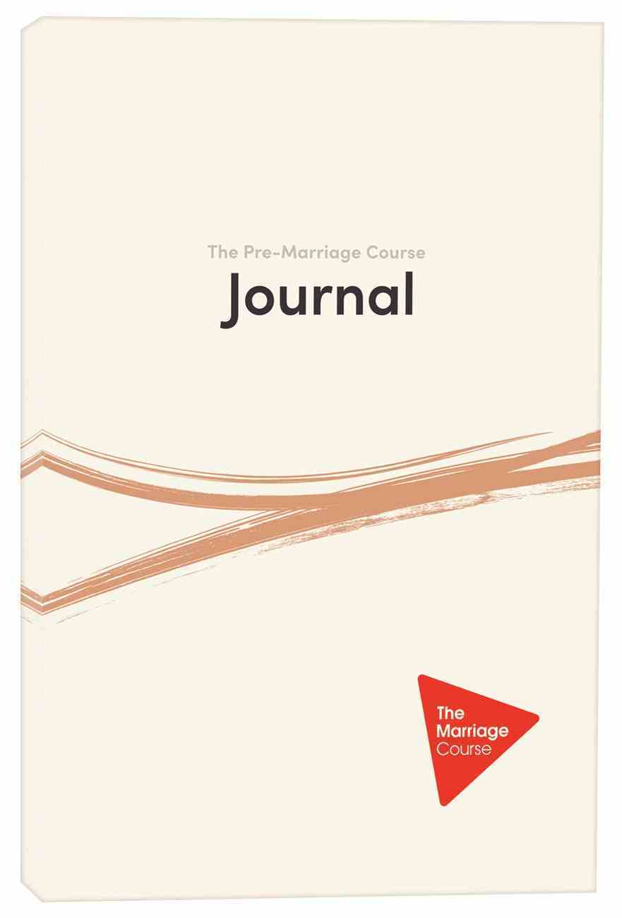 Pre-Marriage Course Journal (2020) (Marriage Preparation Course) Paperback