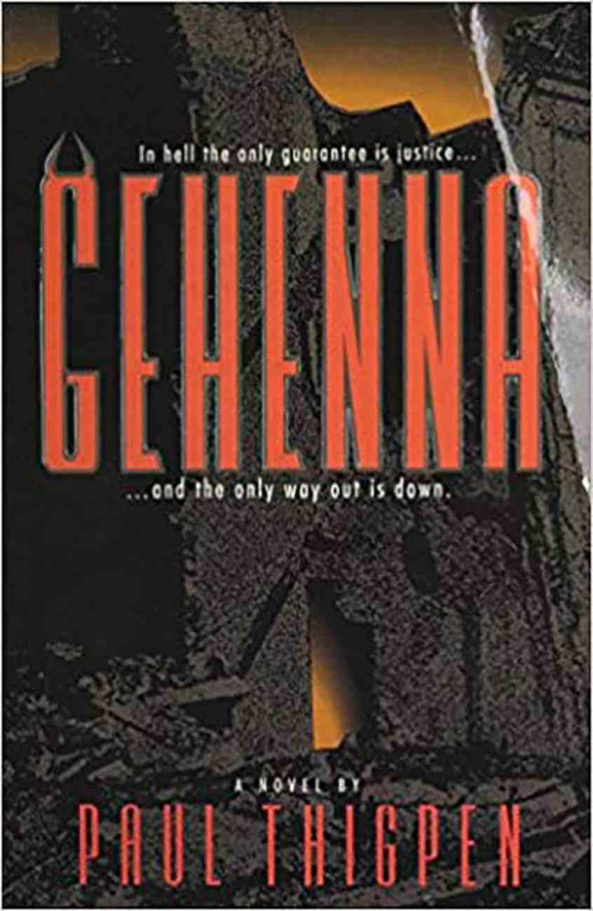 Gehenna Paperback