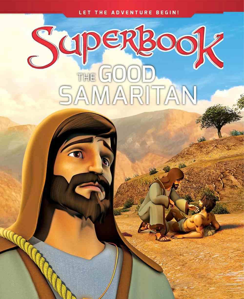 The Good Samaritan (Superbook Series) Hardback