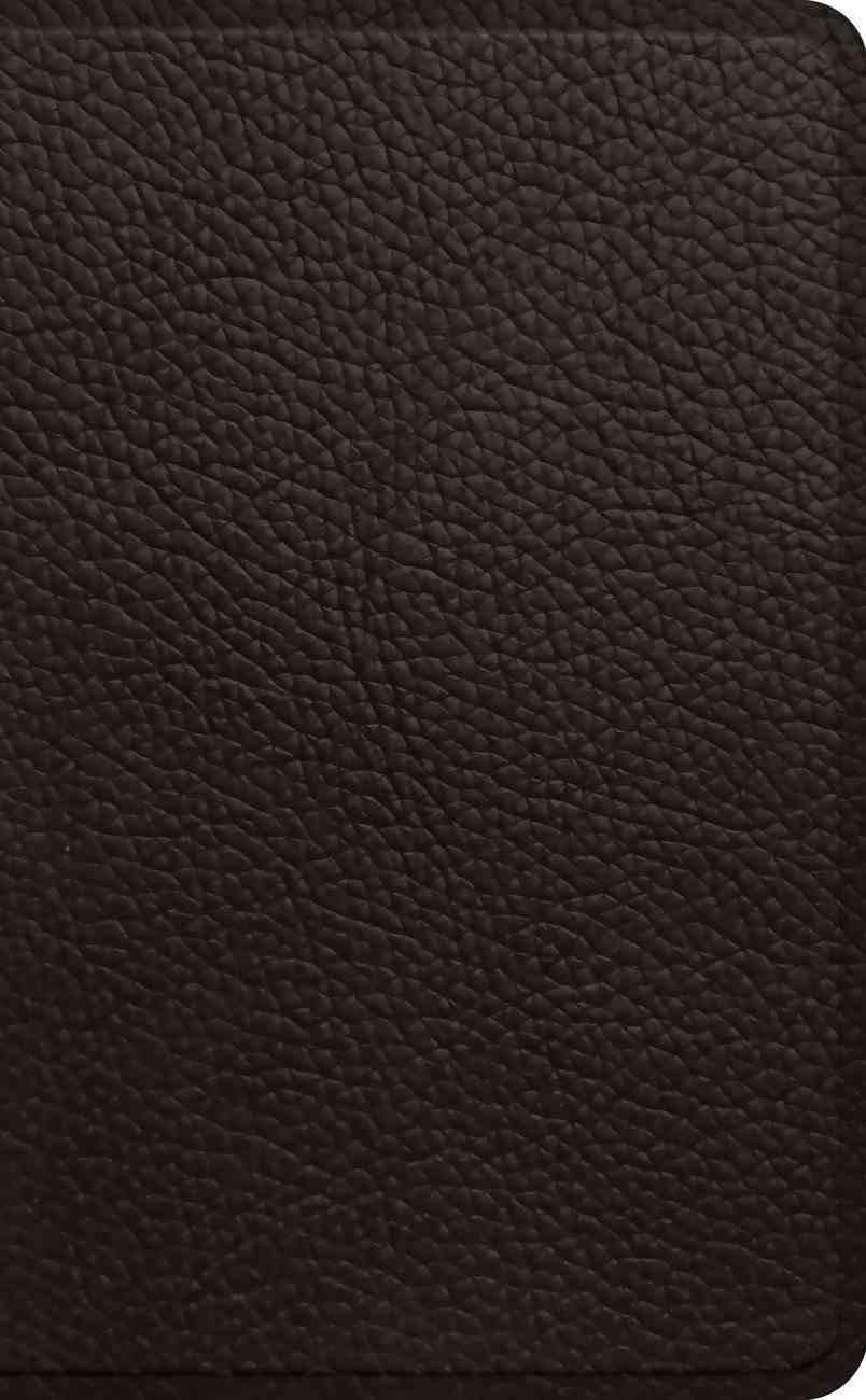 ESV Pocket Bible Genuine Leather