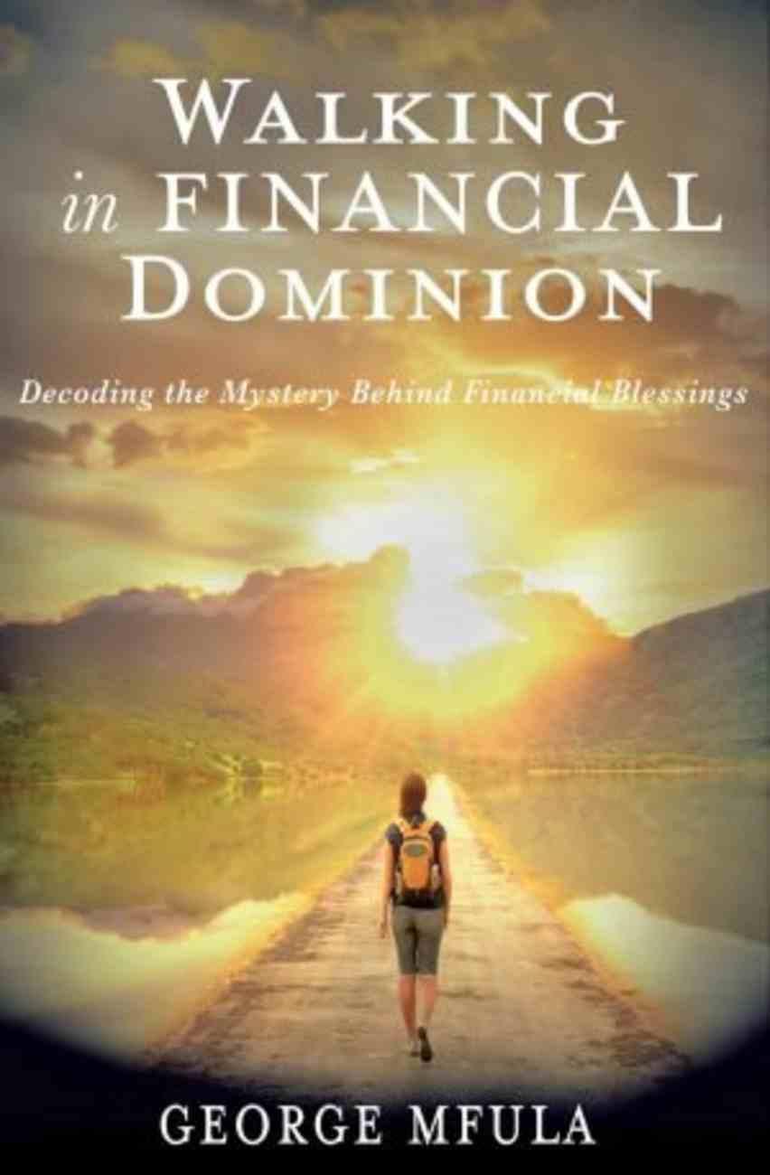 Walking in Financial Dominion eBook