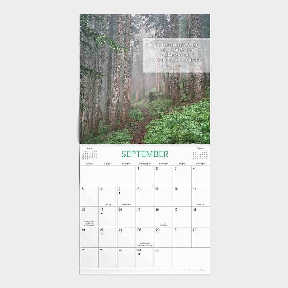 2021 Standard Wall Calendar: Psalms Calendar