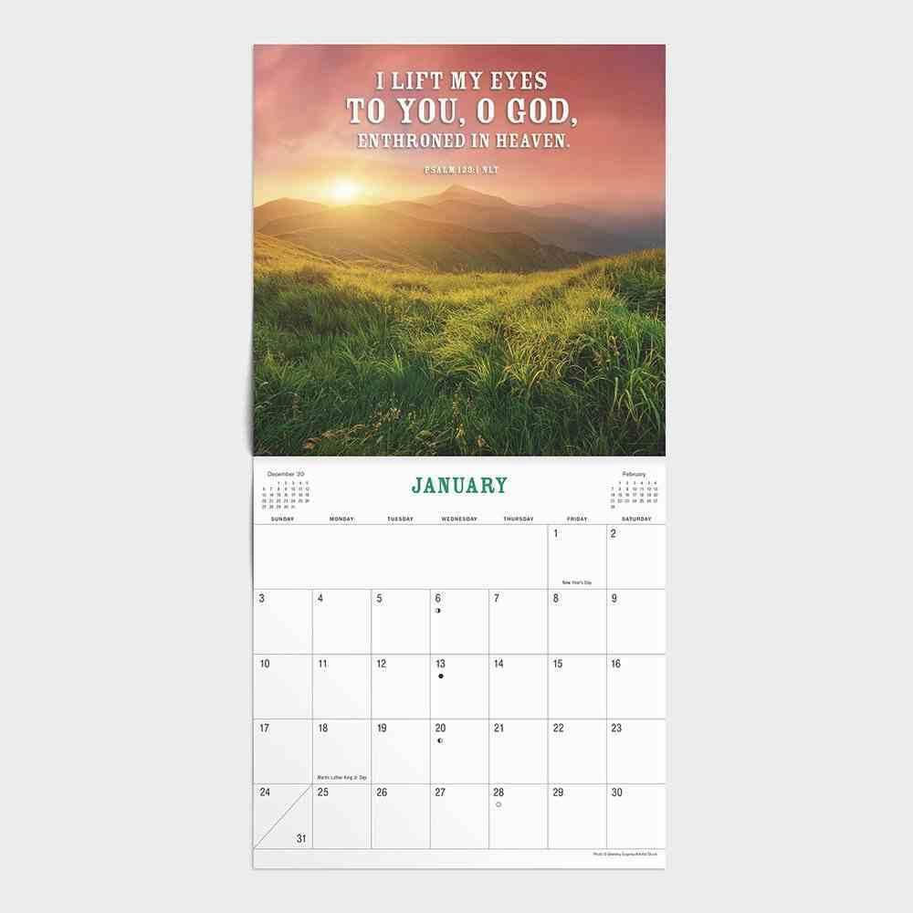 2021 Standard Wall Calendar: The Heavens Calendar