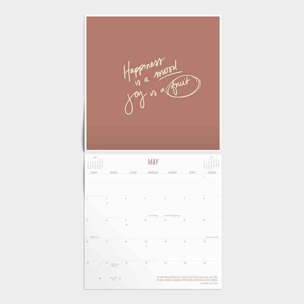 2021 Standard Wall Calendar: How Beautiful You Are Calendar