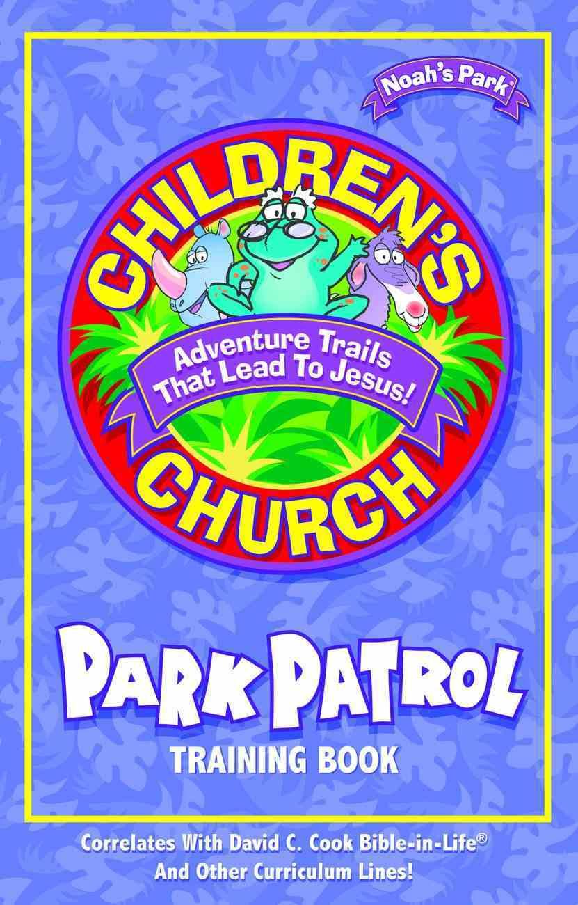 Training Book (Noah's Park Series) Paperback