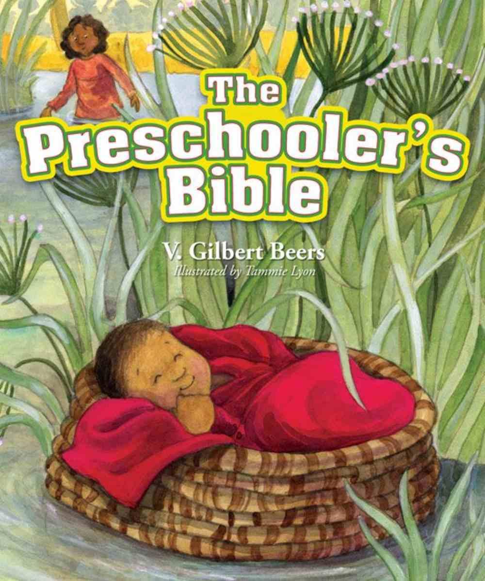 The Preschooler's Bible Hardback