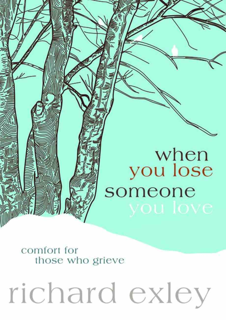 When You Lose Someone You Love Paperback