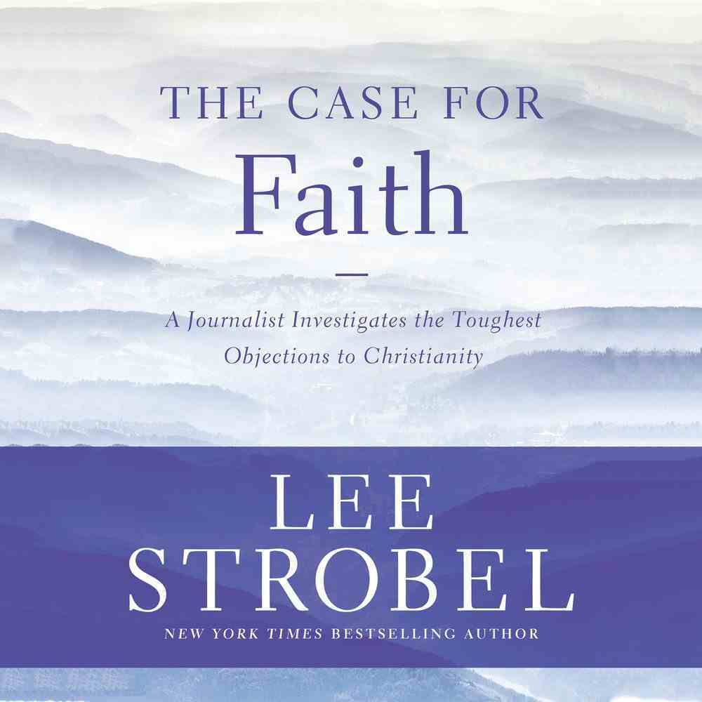 The Case For Faith eAudio Book