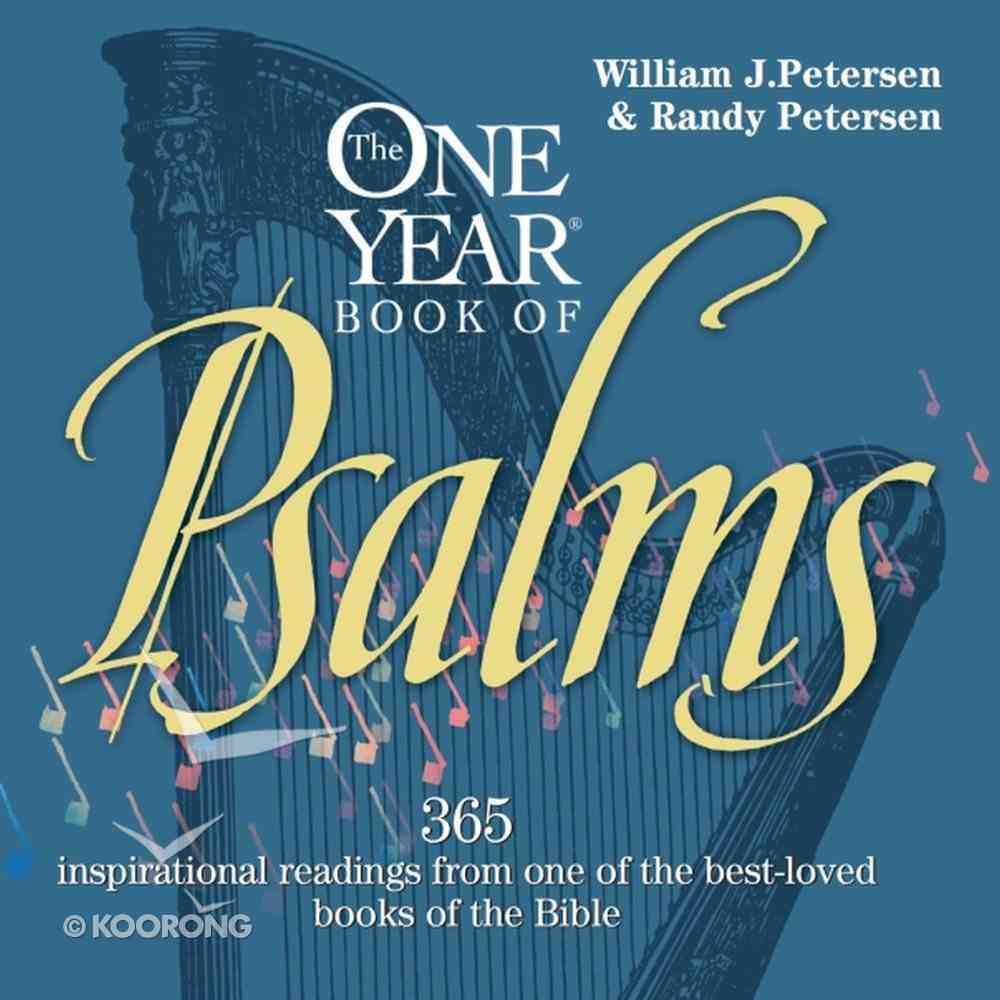 The One Year Book of Psalms eAudio Book