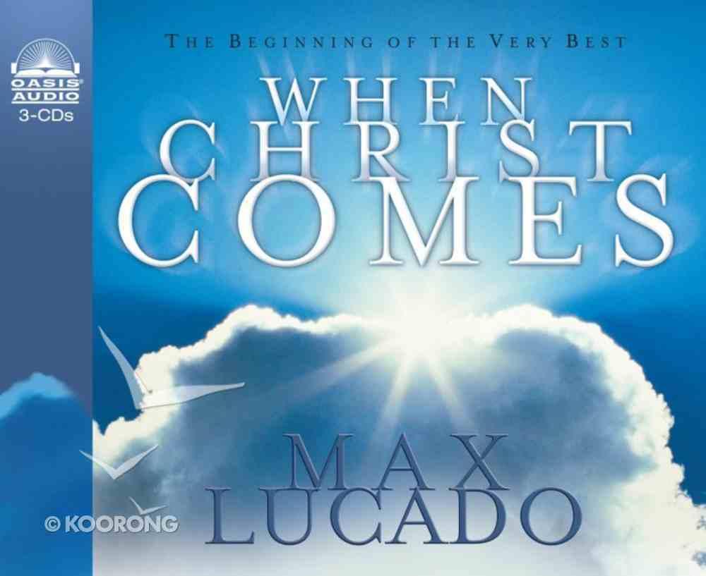 When Christ Comes eAudio Book