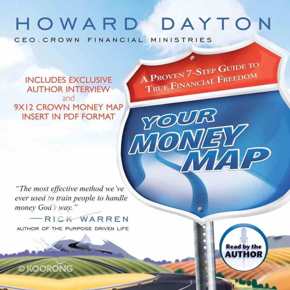 Your Money Map eAudio Book