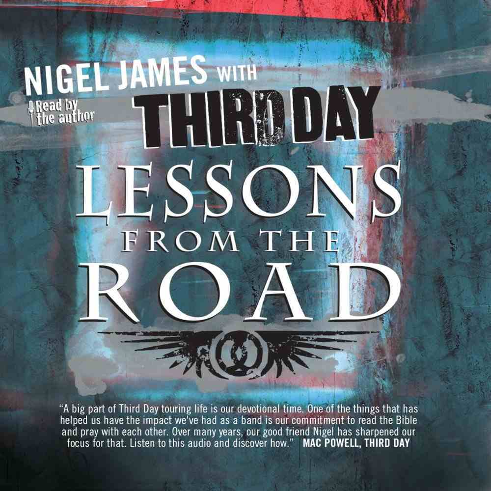 Lessons From the Road eAudio Book