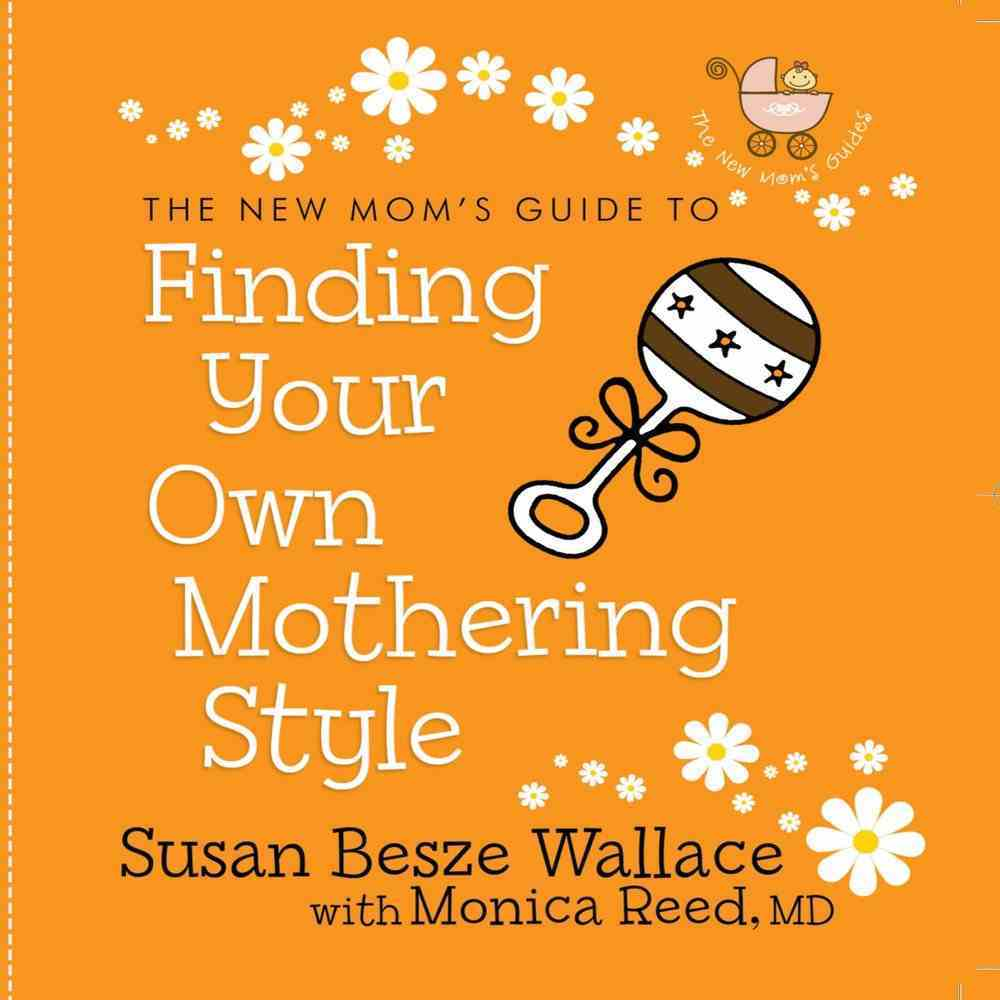 Finding Your Own Mothering Style eAudio Book