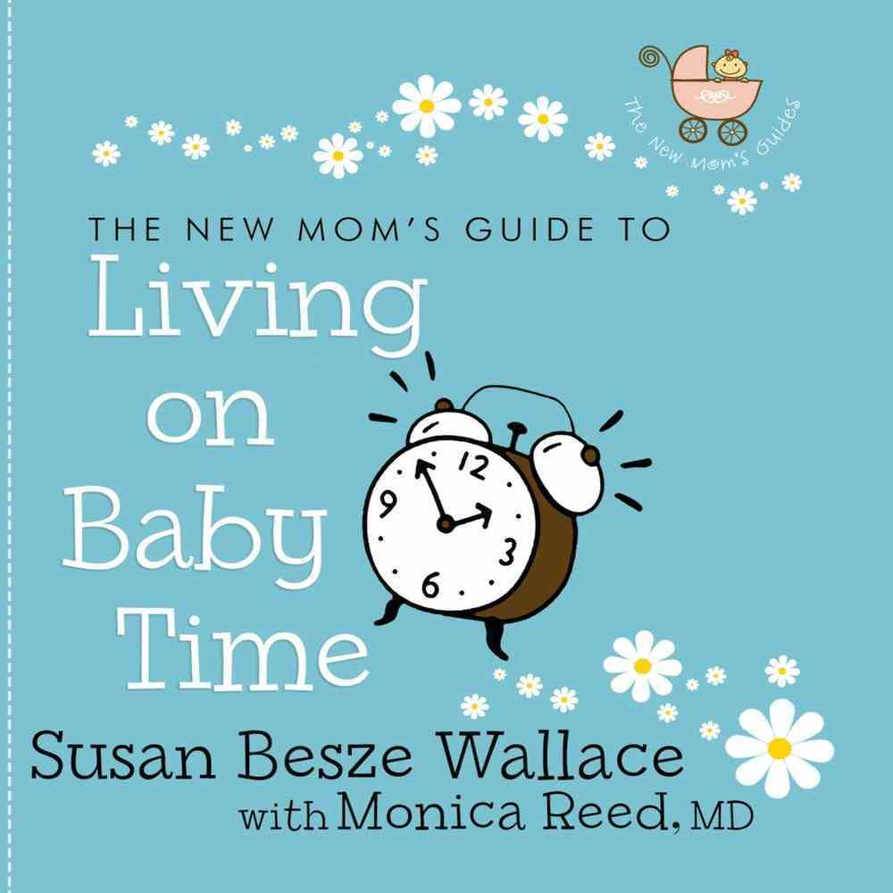 Living on Baby Time eAudio Book
