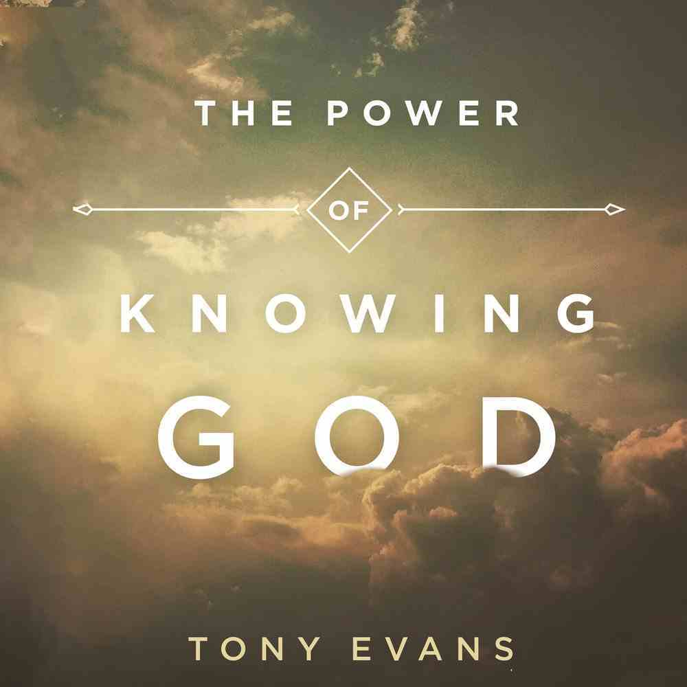 The Power of Knowing God eAudio Book