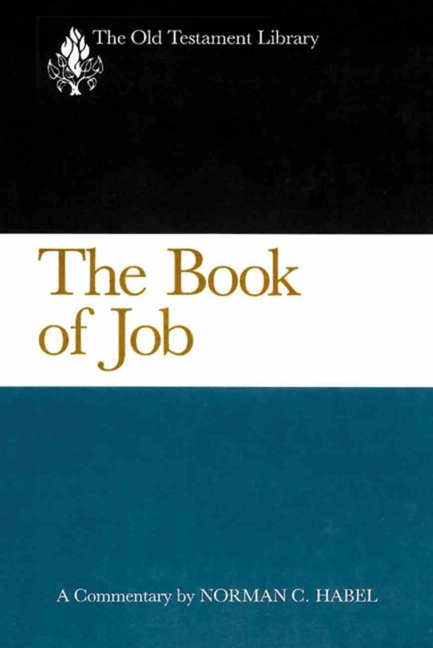 Job (Old Testament Library Series) Paperback