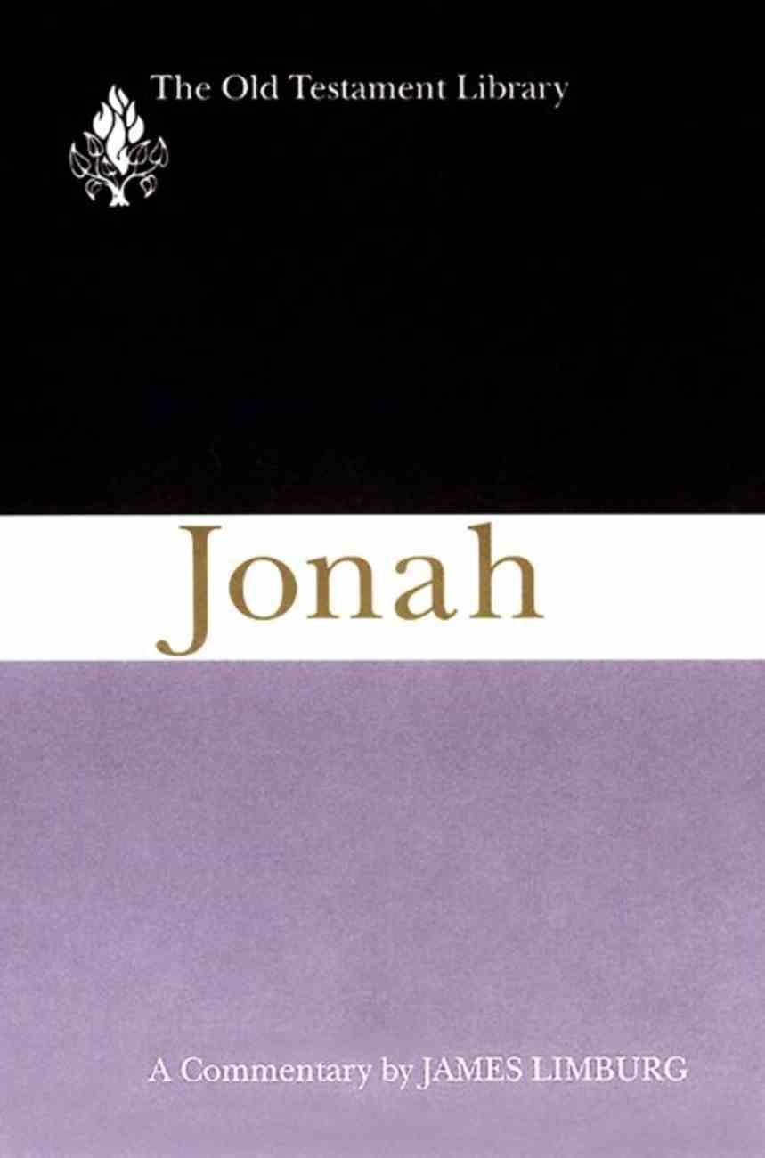 Jonah (Old Testament Library Series) Paperback