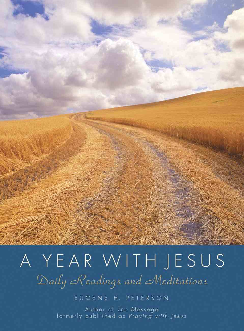 A Year With Jesus eBook
