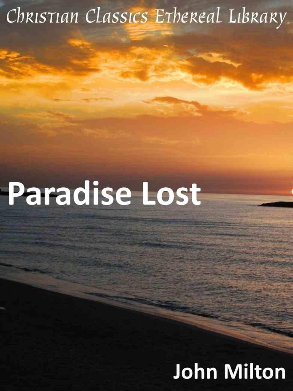 Paradise Lost (Penguin Black Classics Series) Paperback