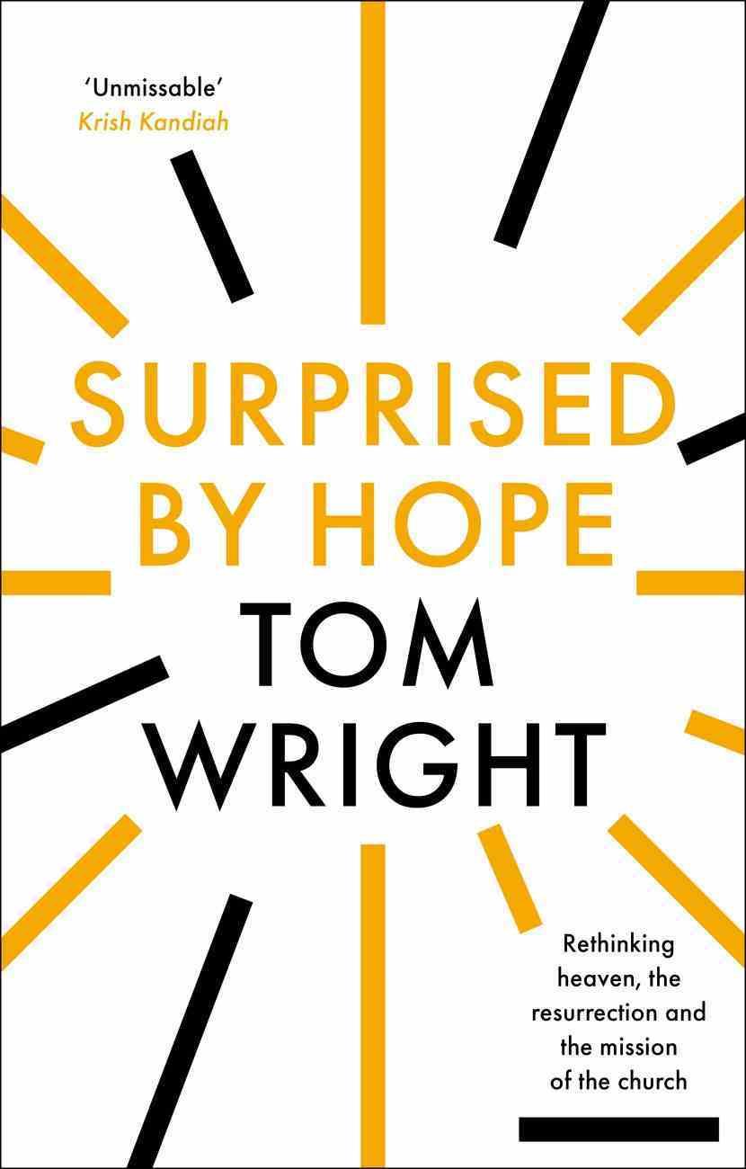 Surprised By Hope eBook