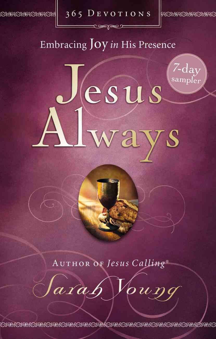 Jesus Always 7-Day Sampler eBook