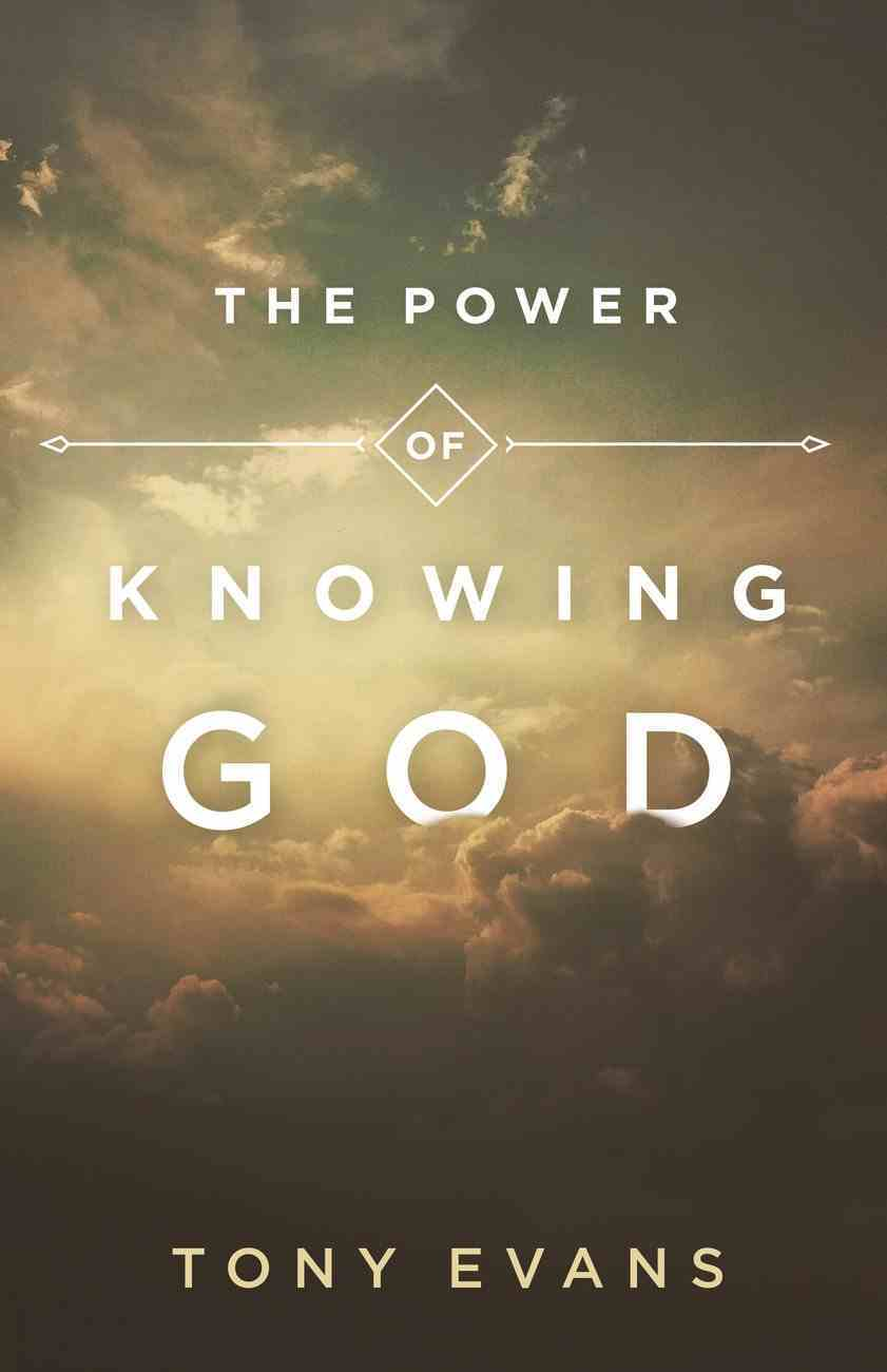 The Power of Knowing God eBook