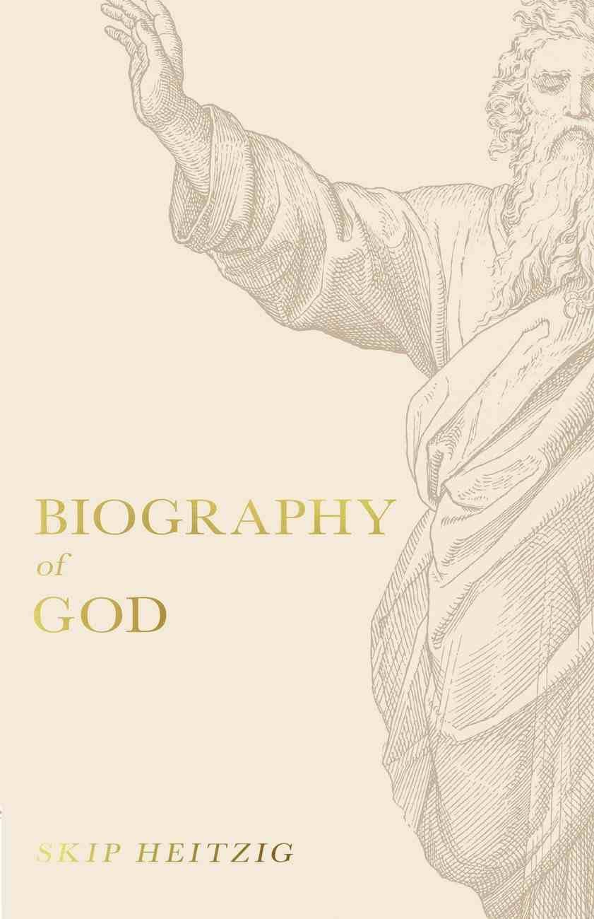 Biography of God eBook