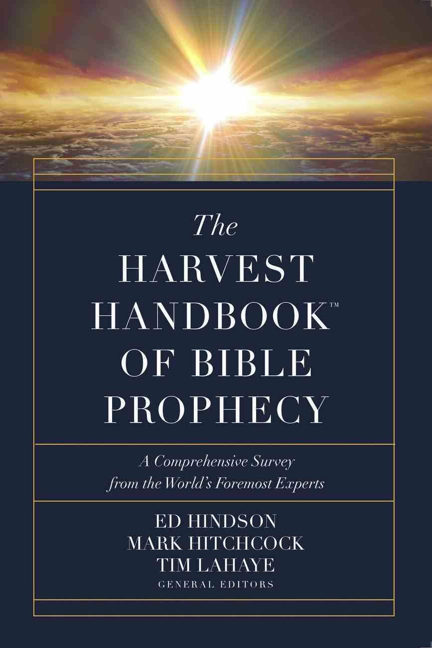 The Harvest Handbook of Bible Prophecy eBook
