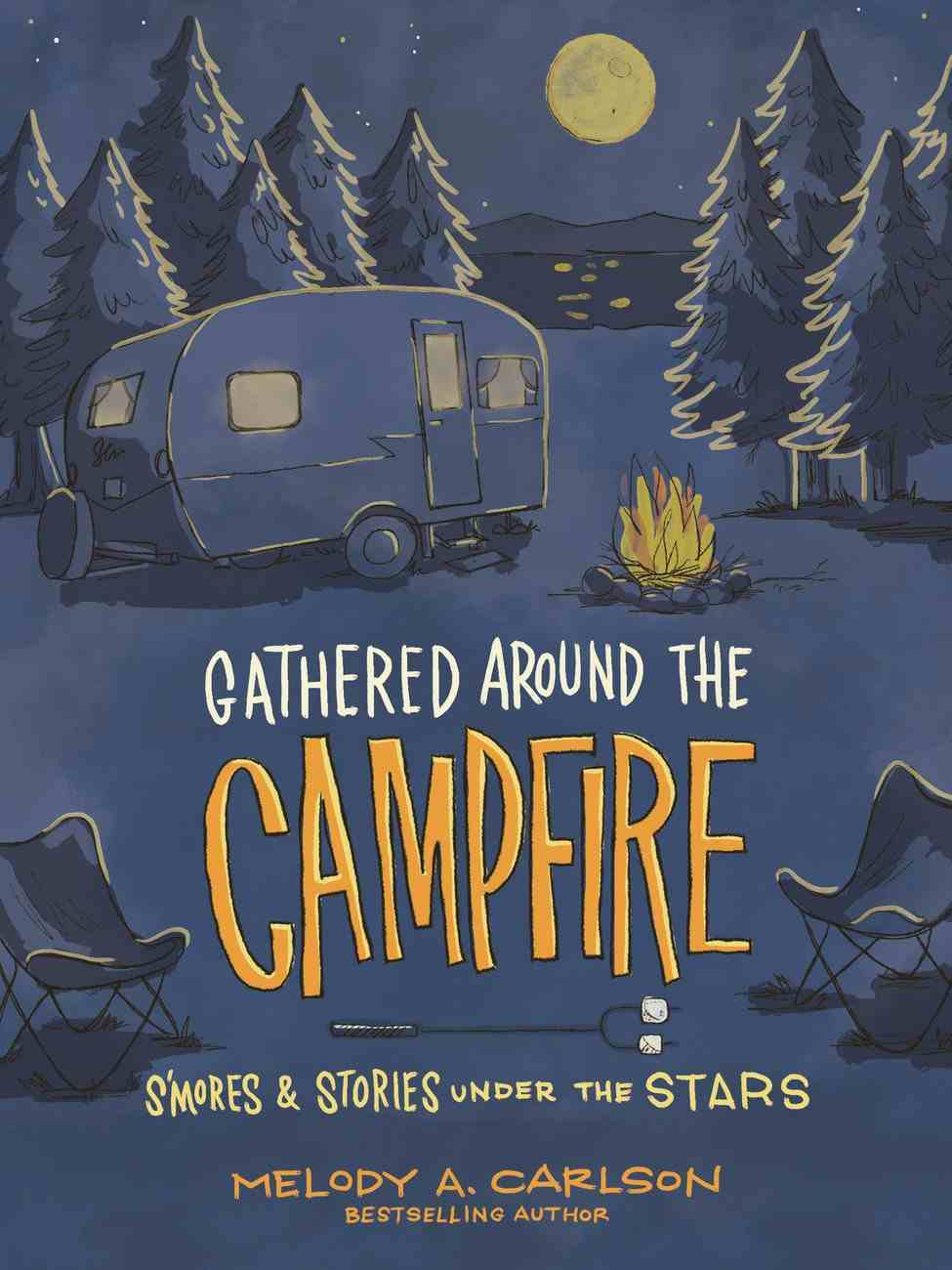 Gathered Around the Campfire eBook