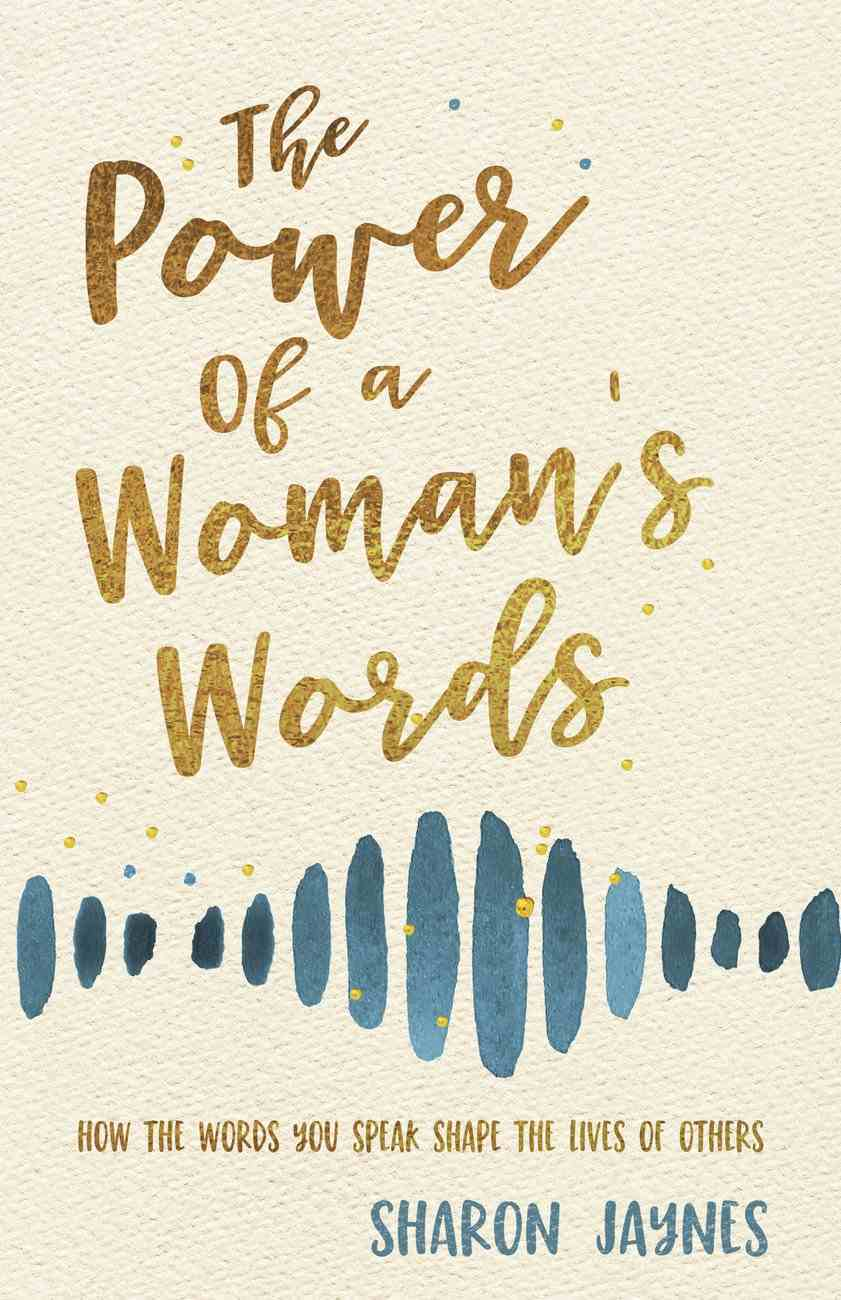 The Power of a Woman's Words eBook