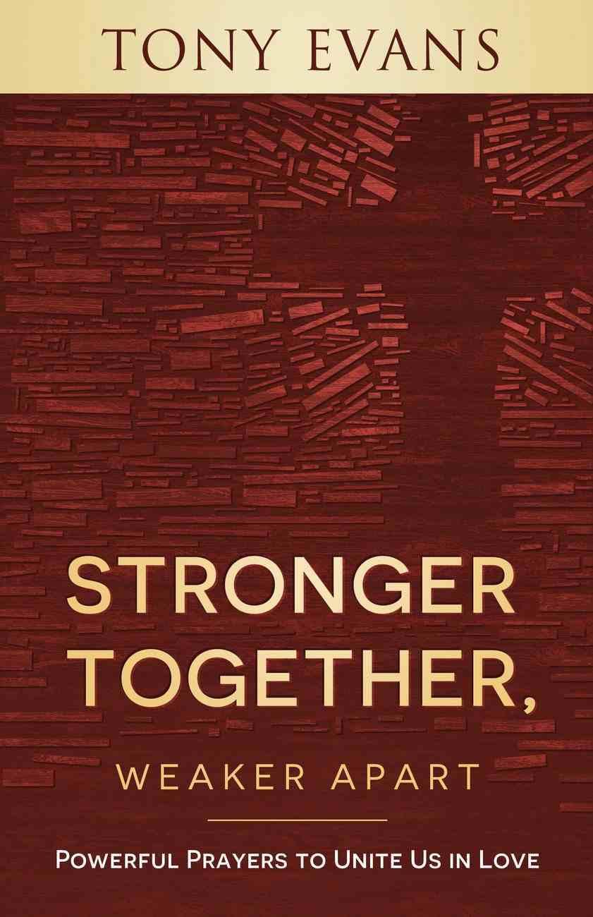 Stronger Together, Weaker Apart eBook